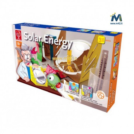 Go Solar: scoprire l'energia solare