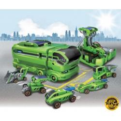 Transformers solari 7 modelli in 1