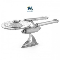 Star Trek U.S.S. Enterprise NCC-1701 Modello 3D