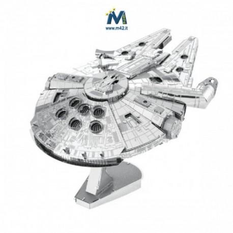 Star Wars Millennium Falcon Modello 3D