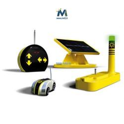 Auto Radiocomandata con ricarica solare