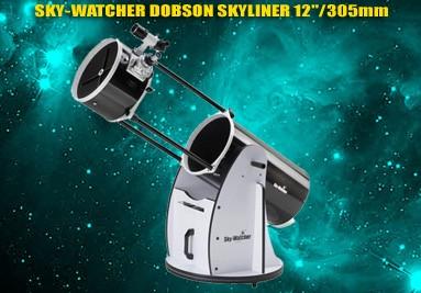 """Telescopio Sky-Watcher Dobson Skyliner 12""""/305mm Flextube"""