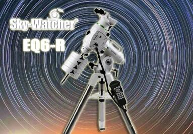 Nuova montatura computerizzata Aky-Watcher EQ6-R