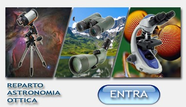 Vai nel reparto Astronomia e Ottica