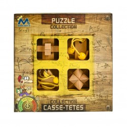 Expert Wooden Puzzles | Rompicapo in legno