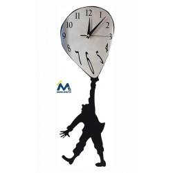 Orologio da parete Uomo appeso
