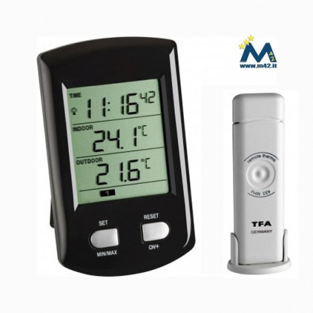 Termometro senza fili Ratio con sensore