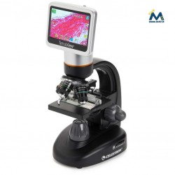 "Celestron TetraView 4.3"" LCD touchscreen"
