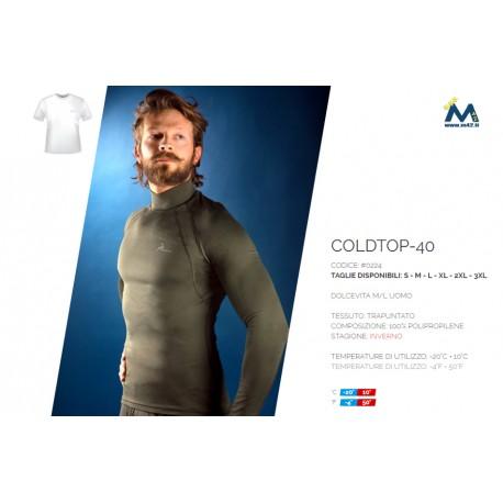 Maglia termica dolcevita Coldtop-40