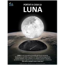 Luna levitante