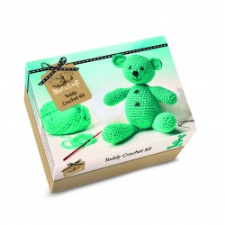 Teddy Crochet Kit - Orsacchiotto all'uncinetto