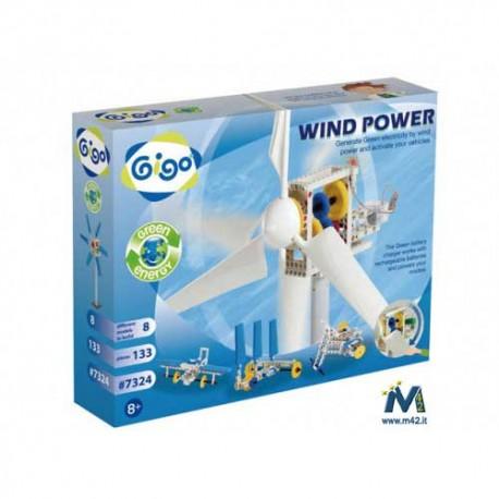 La forza del vento - Modelli ad energia eolica