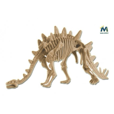 Stegosaurus da scavare