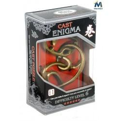 Cast Puzzle Enigma