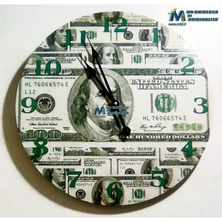 Dollar Clock