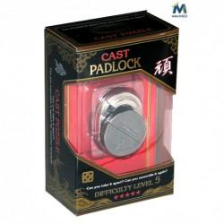 Cast Puzzle Padlock