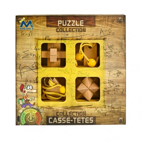 Expert Wooden Puzzles