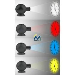 Time Ball: orologio analogico a proiezione