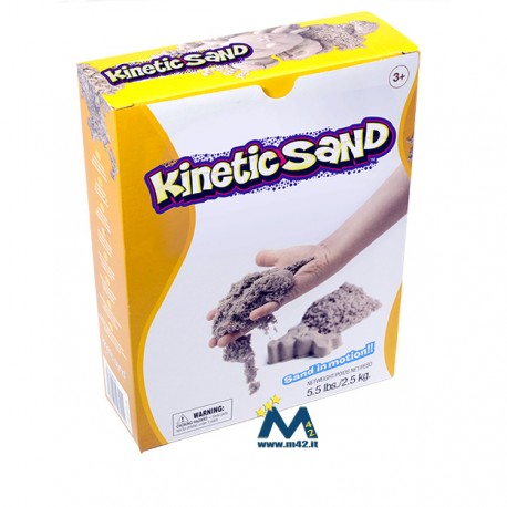 Sabbia cinetica