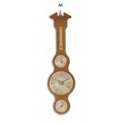 Stazione meteo Domatic con orologio