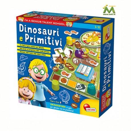 I'm a Genius - Dinosauri & Uomini primitivi