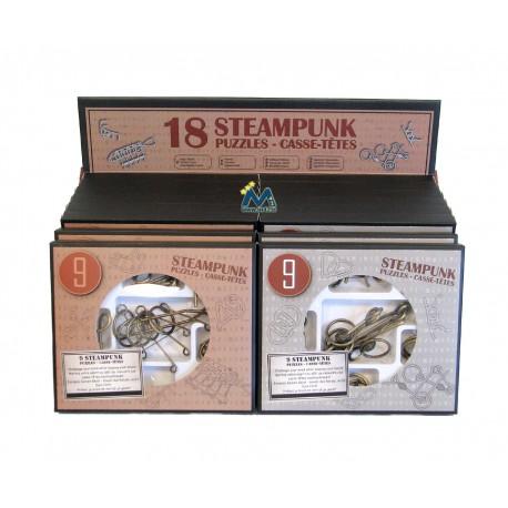 Steampunk Puzzles Rompicapo