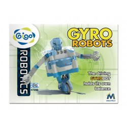 Robot giroscopico da costruire