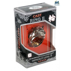 Cast Puzzle Ring II