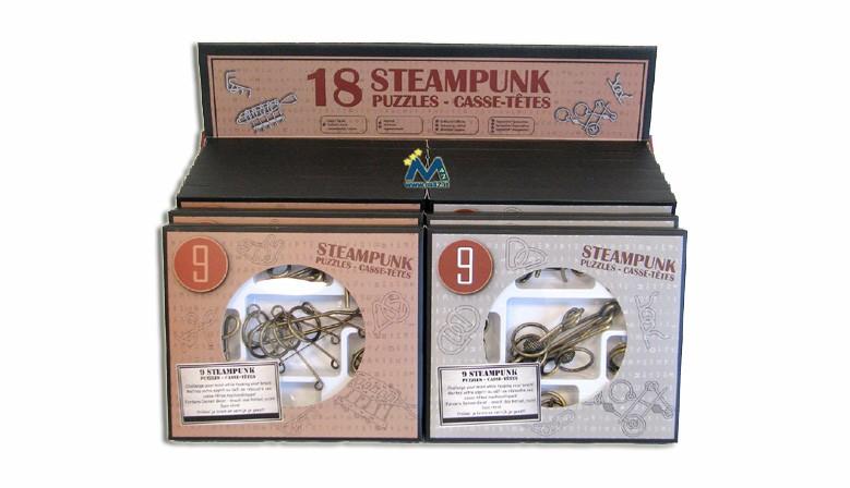 Steampunk Puzzle Rompicapo